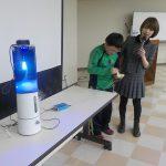 わくわくお天気教室in弘前 を開催しました(2016年2月27日)