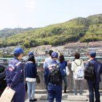 気象環境ツアー 4月に広島豪雨災害の視察を行いました(2015年4月18日)