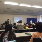 なごや環境大学の親子向け講座 第1回が開催されました(2016年10月25日)