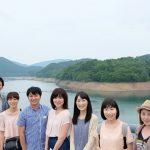 日吉ダムの見学会が開催されました(2017年6月24日)