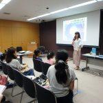 「親子で学ぶ防災教室~自然災害から身を守ろう~」が開催されました(2017年8月16日)