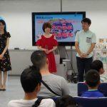 環境省presents気象キャスターと一緒に考えよう 親子で学ぶ地球温暖化(大阪)を開催しました(2018年8月26日)
