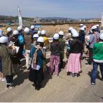気象環境ツアー『岡山・広島被災地の視察会』を開催しました(2019年4月13・14日)